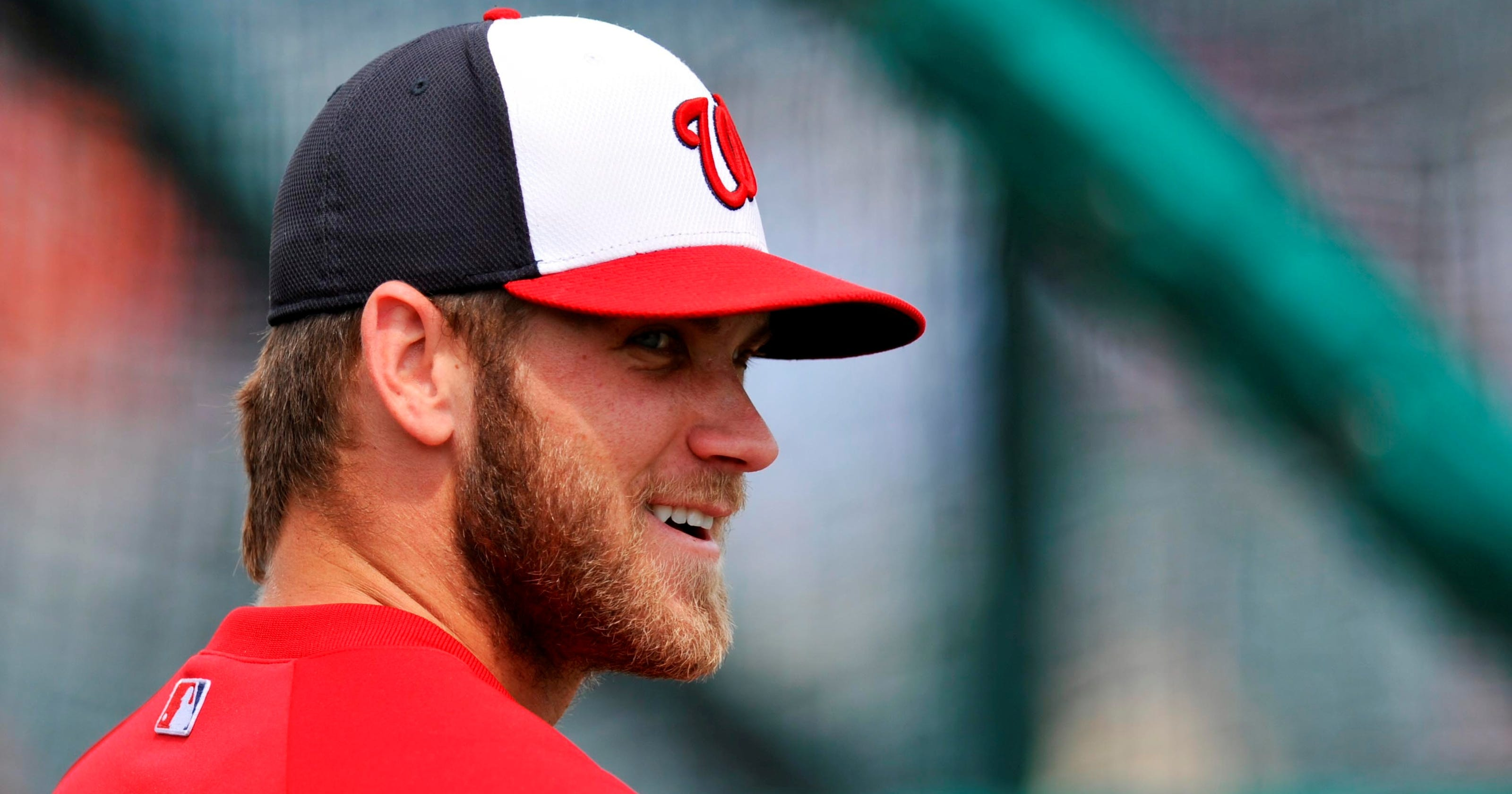 6d400ec1fe Nationals' Bryce Harper bases his career on The Mick