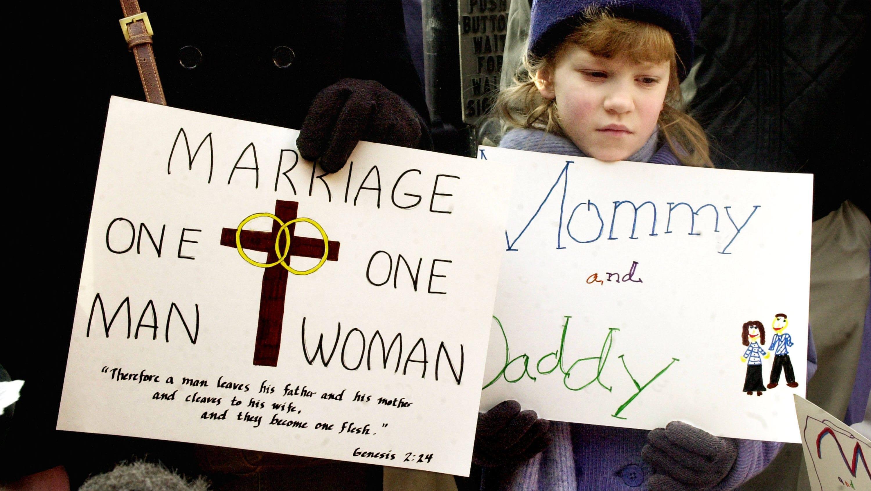marriage socially Gay acceptable not