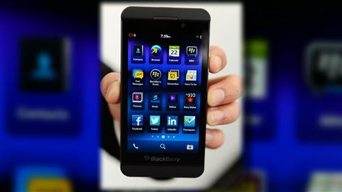 USA NOW Exclusive: Is BlackBerry back?