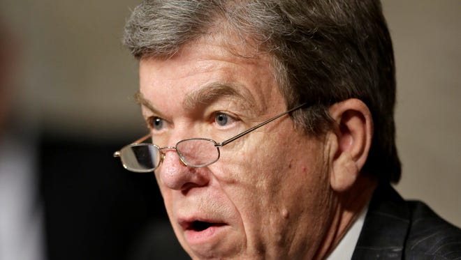 """It's wrong for the government to penalize some businesses over others,"" Sen. Roy Blunt, R-Mo., said this month."