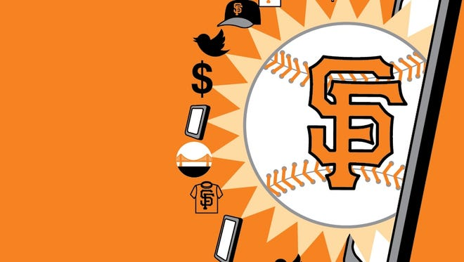 Smart use of technology is part of the overall baseball calculus that has helped the San Francisco Giants win two of the last three championships.