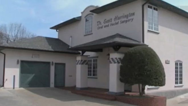 "A Tulsa clinic operated by Dr. W. Scott Harrington, who has voluntarily relinquished his license, has been closed after he was called a ""menace to public health"" by the Oklahoma Dentistry Board in a formal complaint about alleged unsanitary conditions at the facility."