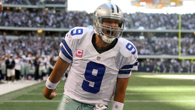QB Tony Romo has set numerous Cowboys passing records since becoming Dallas' starter in 2006.