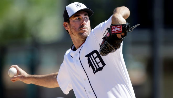 Justin Verlander is five-time All-Star, going 124-65 with a 3.40 ERA in his career, winning the AL MVP and Cy Young in 2011.