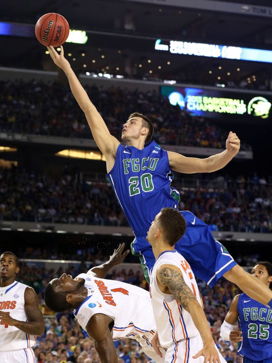 FGCU runs out of magic, as Florida chomps Cinderella run short