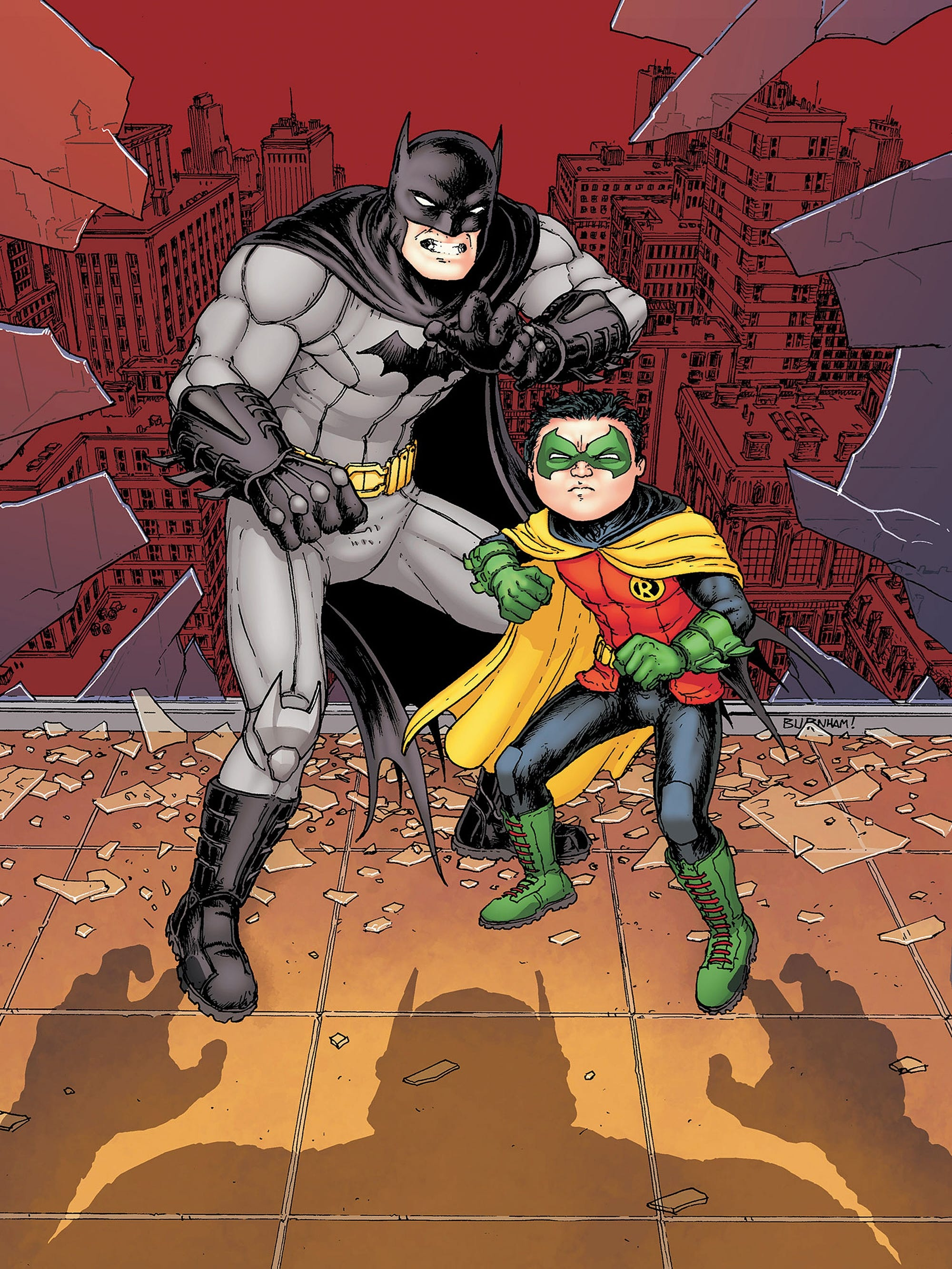Grant Morrison recalls life and death of Damian Wayne