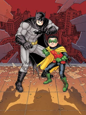 """Batman and Robin had their last adventure together recently before tragedy struck in the pages of """"Batman, Incorporated."""""""