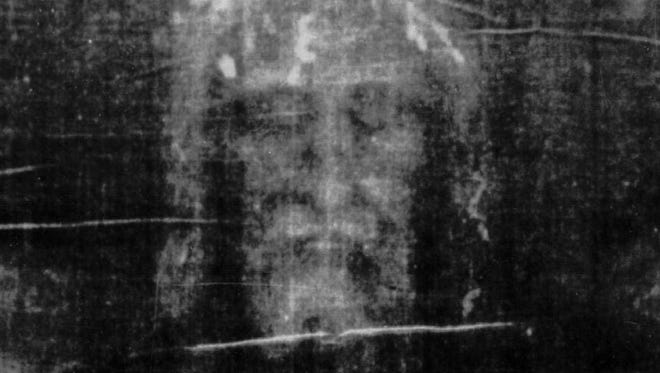 The Shroud of Turin, shown in 1979, is a  14-foot linen revered by some as the burial cloth of Jesus. The Pope provided the introduction for a TV appearance of the cloth on Holy Saturday. New research claims that the cloth does in fact date from the era of Christ, disputing other tests dating it to the Middle Ages.