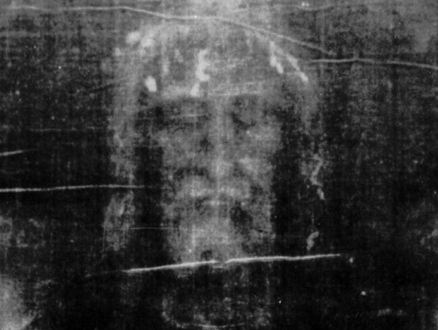 the shroud of turin images
