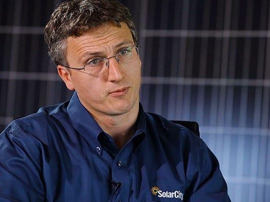 Executive Edition: Lyndon Rive CEO of Solar City
