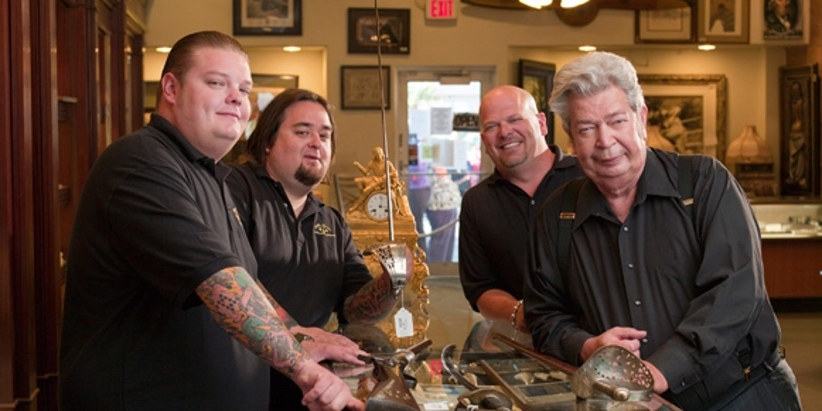 Pawn Stars Offer Valuable Business Lessons