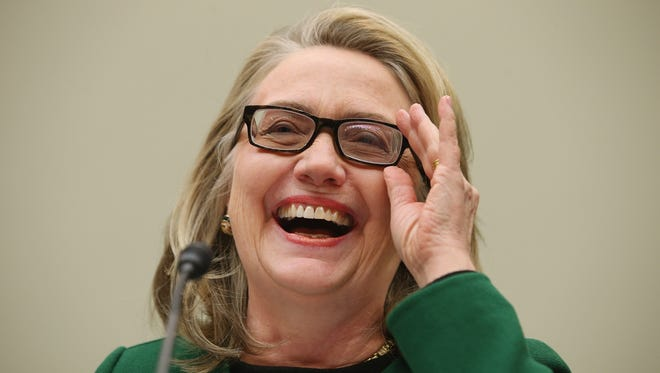 Supporters want former secretary of State Hillary Rodham Clinton to run for president in 2016.
