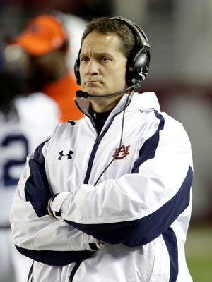 Several ex-players allege Auburn's football program committed NCAA violations under former coach Gene Chizik.