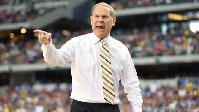 No. 18 Michigan's John Beilein. $1,865,975. Beilein's contract calls for his pay from the school to increase from $1.8 million to $1.9 million for the 2013-14 season. The agreement includes only two bonus provisions – he can get $25,000 each season the team plays in the NCAA tournament and an additional $25,000 for each tournament win.