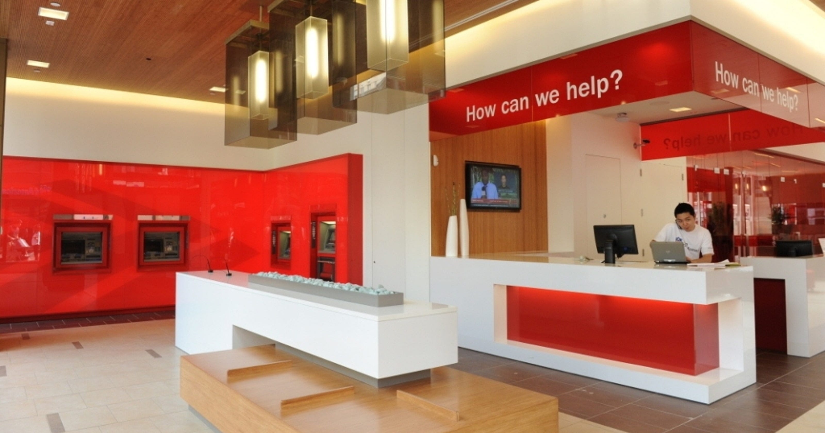 Bank Of America Overhauls Bank Branches