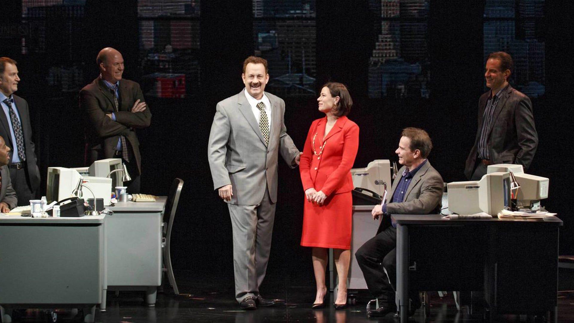 Movie stars take Broadway | USA Entertainment Now