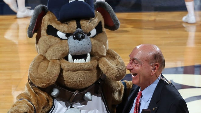ESPN announcer Dick Vitale will call his first Final Four game during the Wichita State-Syracuse national semifinal.