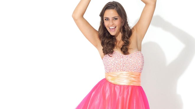 Prom dress file photo.