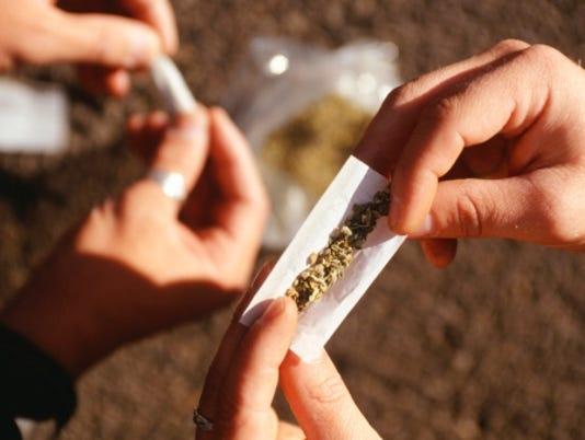 marijuana joints thinkstock