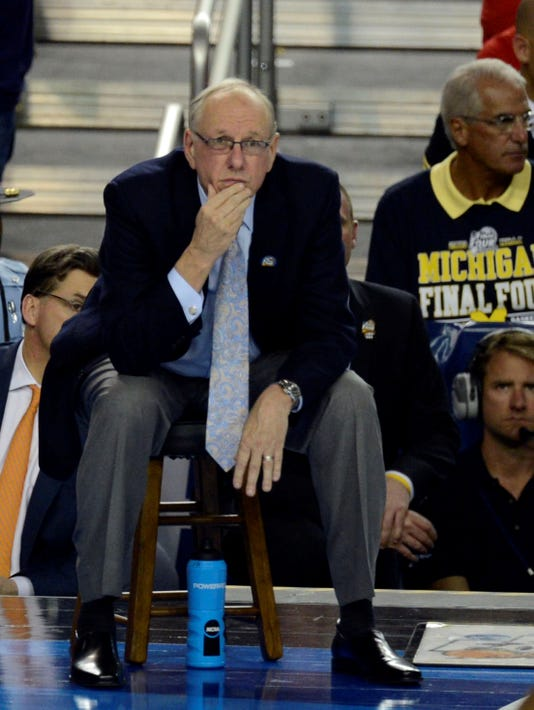 Jim Boeheim feuds with reporter over retirement question