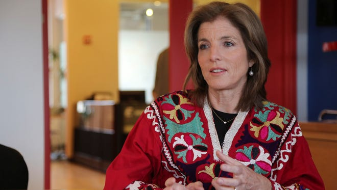 Caroline Kennedy has been floated as a possible ambassador to Japan.