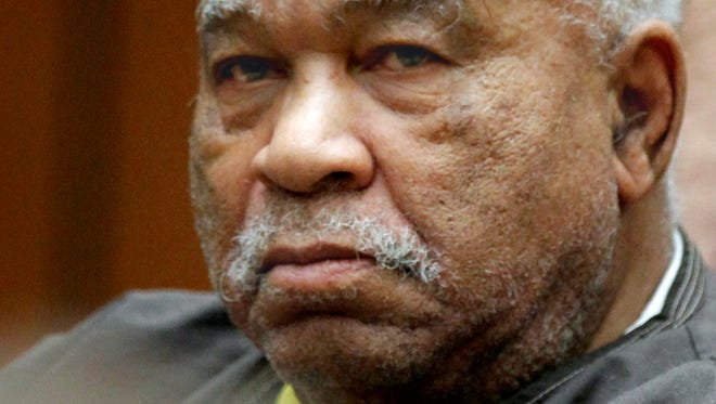 Samuel Little, a suspected serial killer, appears at Los Angeles Superior Court on March 4.