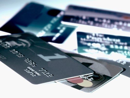 credit cards credit report bankruptcy thinkstock