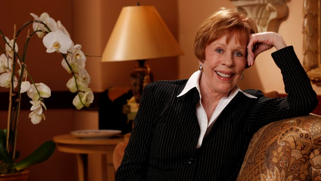 "Classic comedienne Carol Burnett has written a ""a mother-daughter love story"" for her daughter, Carrie, who died of brain and lung cancer when she was 38."