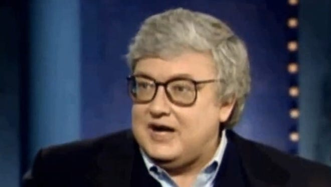 Screen grab from 'Best Roger Ebert YouTube Moments Compilation (1942 - 2013).'