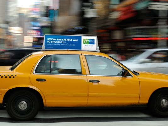 holiday inn express taxi