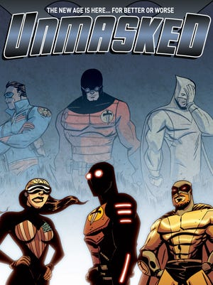 A new crop of superheroes are out to avenge their predecessors —by any means necessary — in 'Unmasked.'
