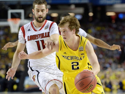 Spike Albrecht: Unforgettable name, unforgettable game