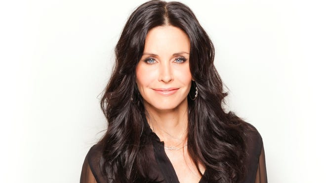 Courteney Cox will join USA TODAY at the White House Correspondents Dinner April 27.
