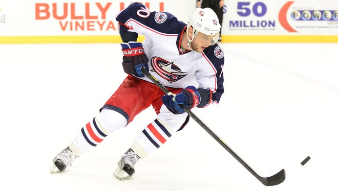 Blue Jackets right wing Marian Gaborik already has a game-winning goal and two assists in his first three games.