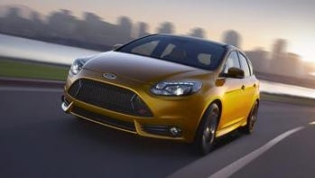 Ford Focus was the most popular car in the world in 2012, according to R.L. Polk.