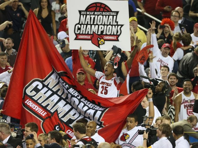 Men's Basketball - University of Louisville Athletics