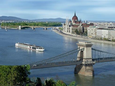 The Viking Bragi is the latest of Viking River Cruises'