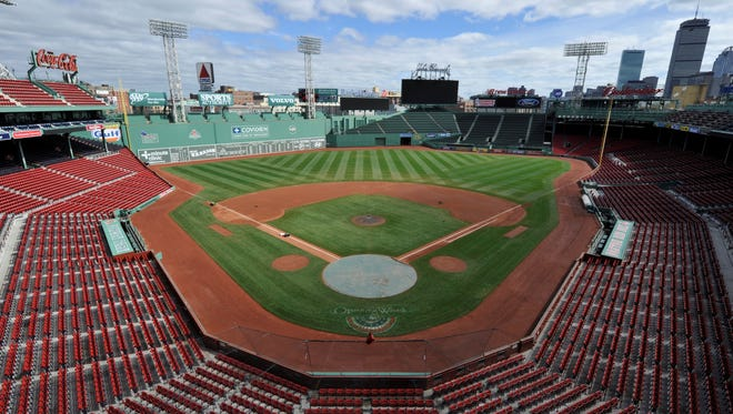 Fenway Park was sold out for nearly 10 consecutive years.