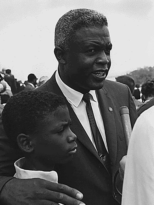 robinson civil rights