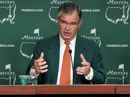 Masters raises cut to 50, alters invitations policy