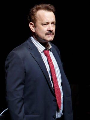 And, the Tony Award nominees are ... Tom Hanks, 'Lucky Guy'