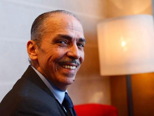 Moroccan actor Mehdi Ouazzani