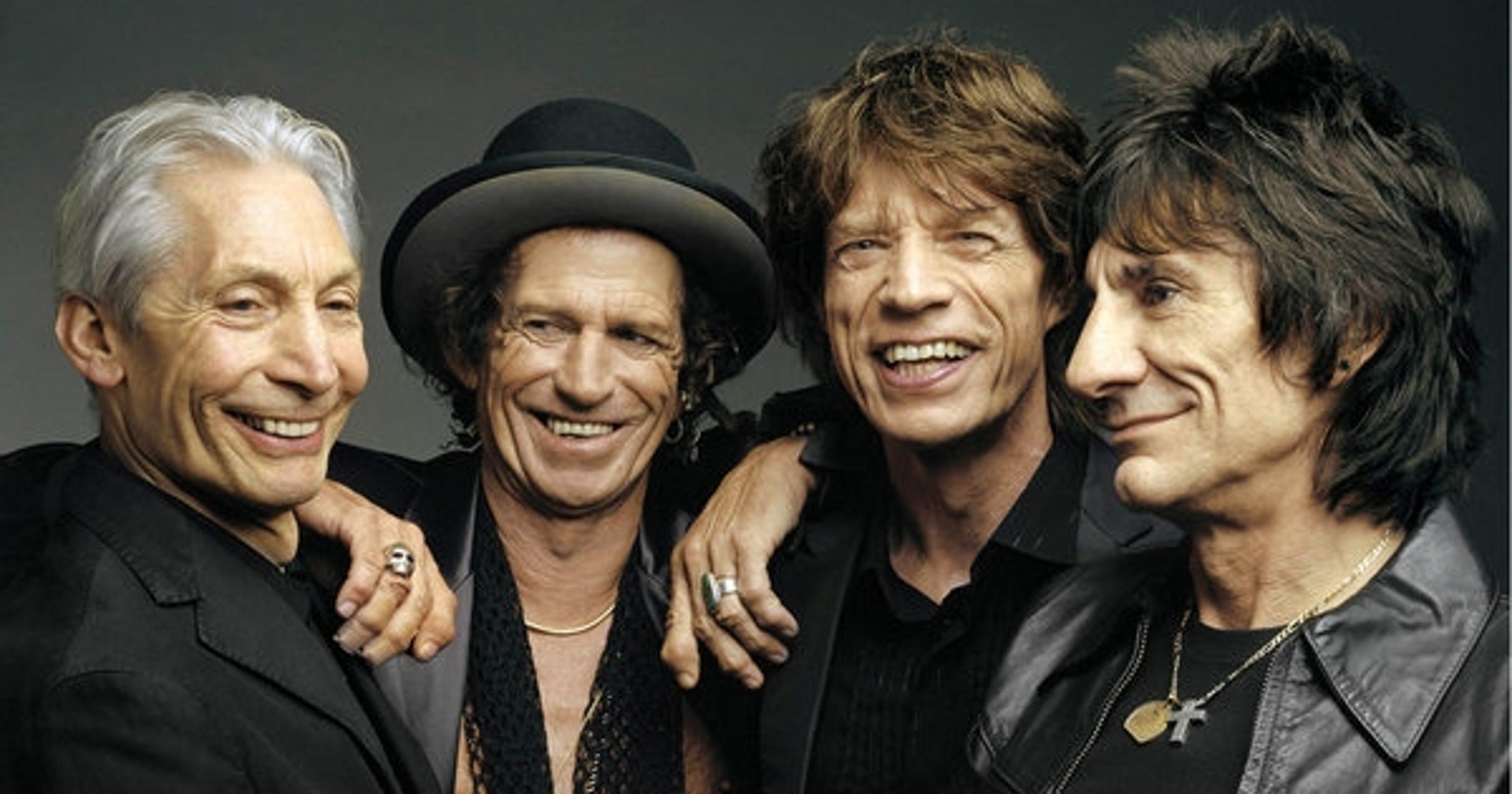Mick Jagger, Keith Richards: Stones 'raring to go'