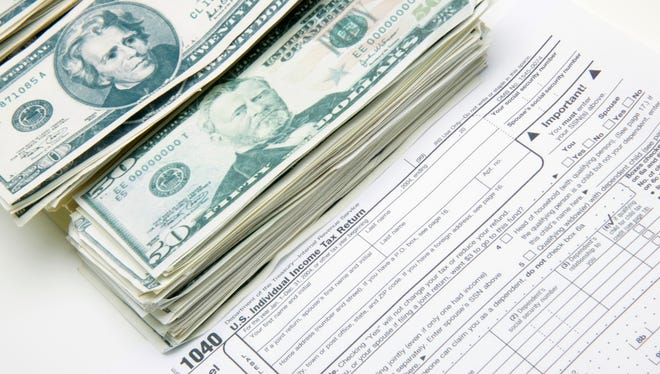 April 15 is the deadline to file your 2012 tax return.