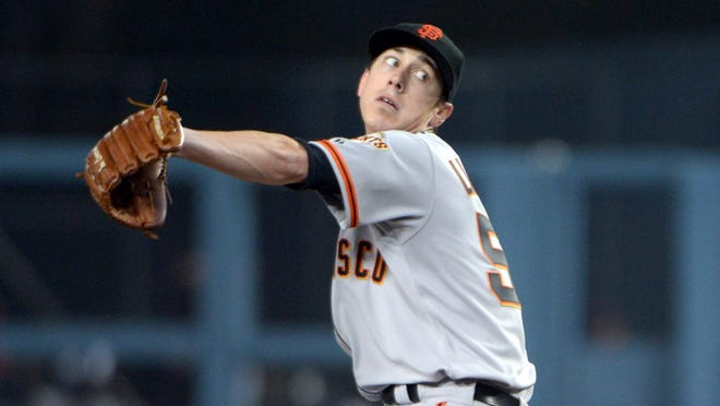 In 11 innings, Tim Lincecum has 11 strikeouts and a whopping 11 walks while yielding a 4.91 ERA.