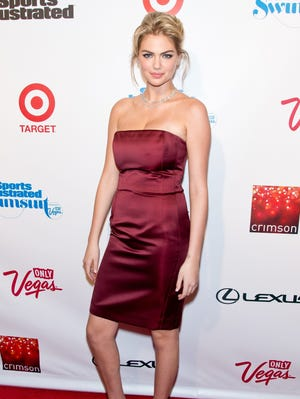 Kate Upton on Feb. 12 in New York City.