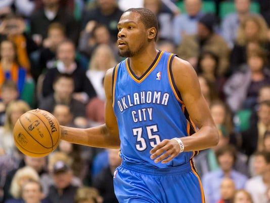 Russell Westbrook, Kevin Durant lead Thunder over Jazz