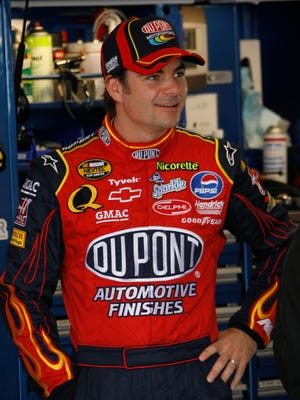 Jeff Gordon, shown here in 2007, has been sponsored by DuPont for the better part of two decades.