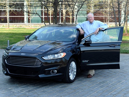healey ford fusion 2013