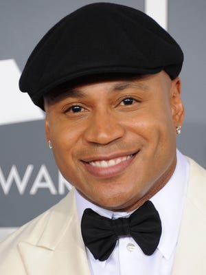 LL Cool J arrives at the Grammys in February.